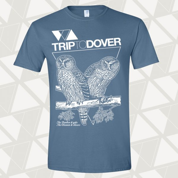 Trip to Dover Boy T-shirt lady fit